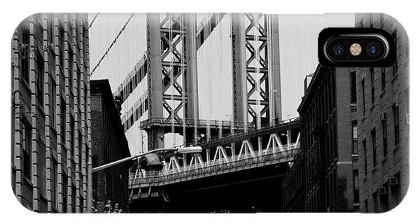 Manhattan Empire IPhone Case