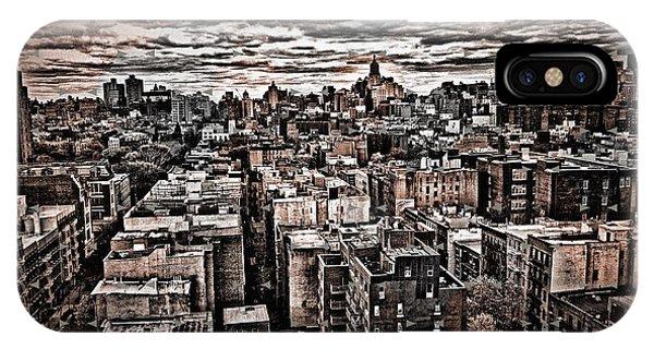 Manhattan Landscape IPhone Case