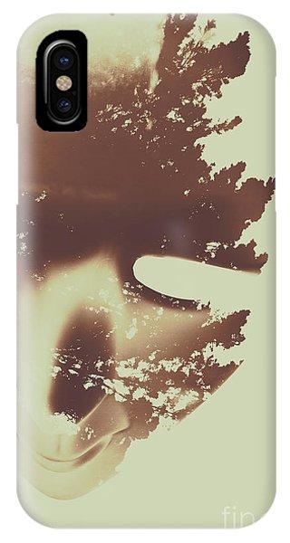 Spirituality iPhone Case - Manifest Destiny by Jorgo Photography - Wall Art Gallery