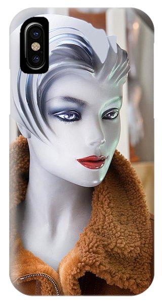 Mannequin 74a IPhone Case