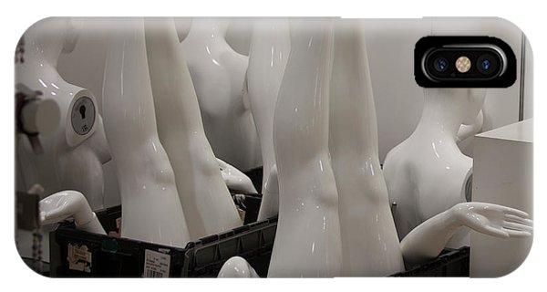 Mannequins IPhone Case