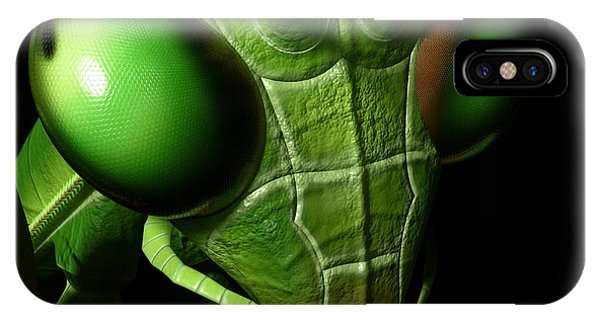 Mantis Head IPhone Case