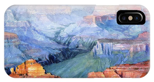Grand Canyon iPhone Case - Many Hues by Steve Henderson