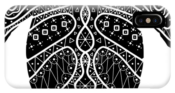 Maori Turtle IPhone Case