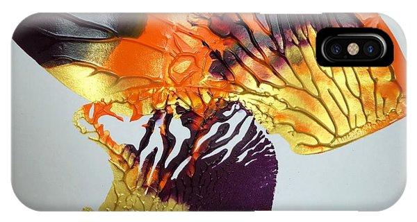 Oranger iPhone Case - Maple by Jaba Misra