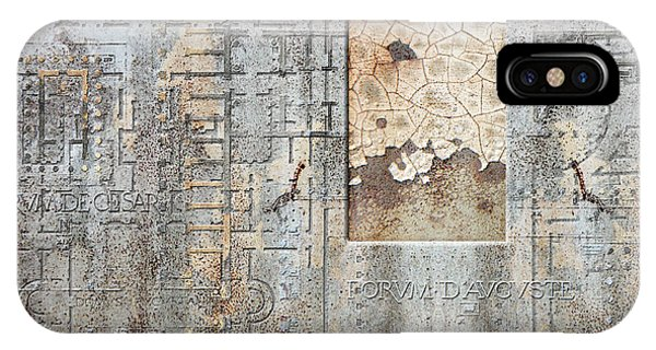 Maps #18 IPhone Case