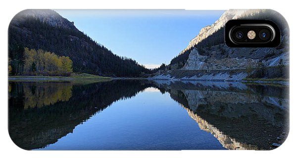 Marble Canyon British Columbia Phone Case by Pierre Leclerc Photography