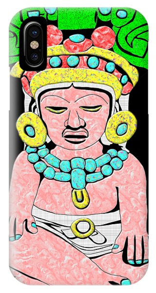 Marble Maya IPhone Case