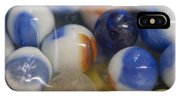 Marble Memories IPhone Case
