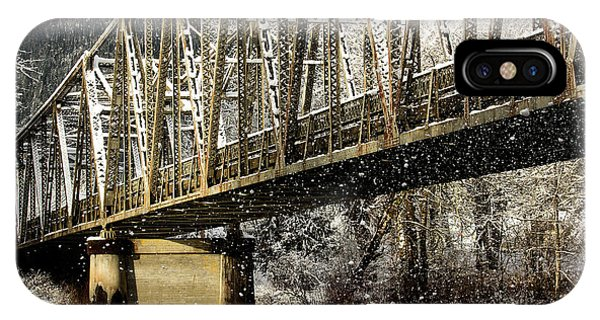 Marblemount Wa Bridge IPhone Case