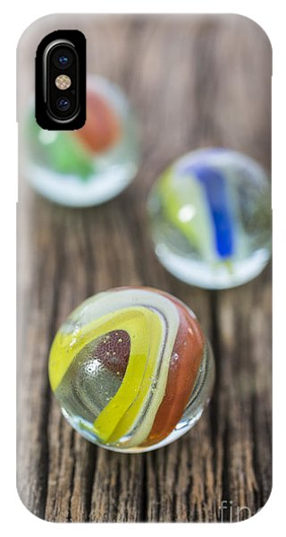 Marbles IPhone Case