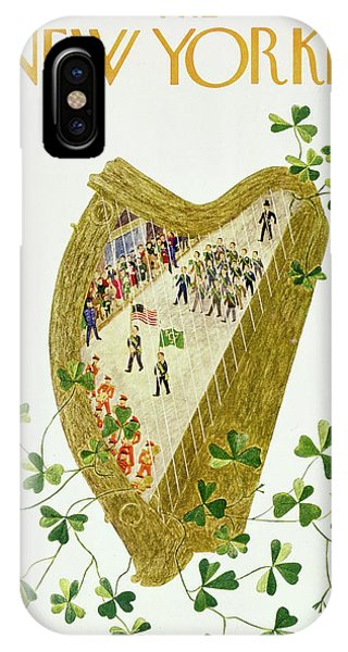 March 17 1956 IPhone Case