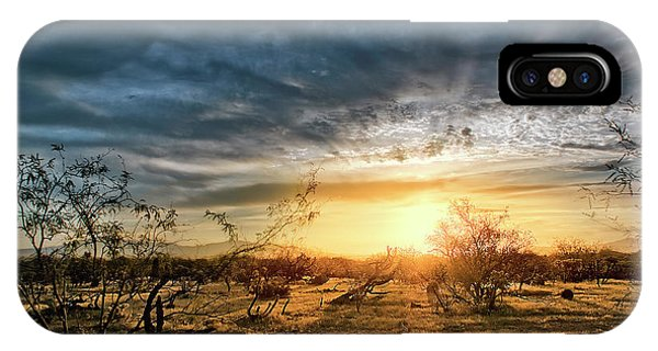 March Sunrise IPhone Case