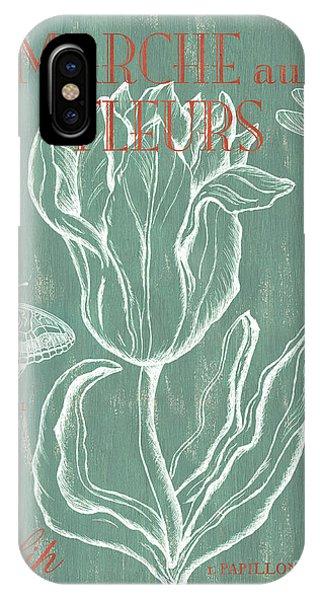 Blossom iPhone Case - Marche Aux Fleurs by Debbie DeWitt