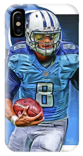 9fe9fb36 Marcus Mariota iPhone Cases | Fine Art America