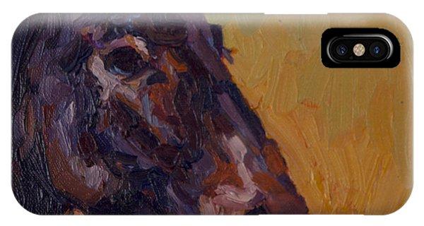 Marcus IPhone Case