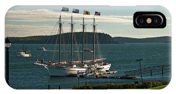 Margaret Todd - Bar Harbor Icon IPhone Case