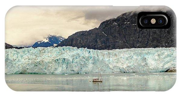 Margerie Glacier IPhone Case