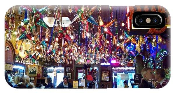 Mariachi Bar In San Antonio IPhone Case