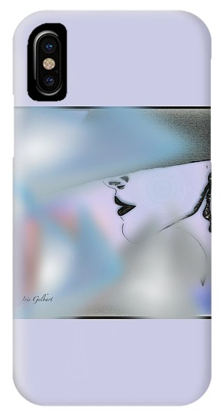 Marion Abby IPhone Case