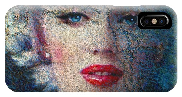 Marilyn Monroe 132 A IPhone Case