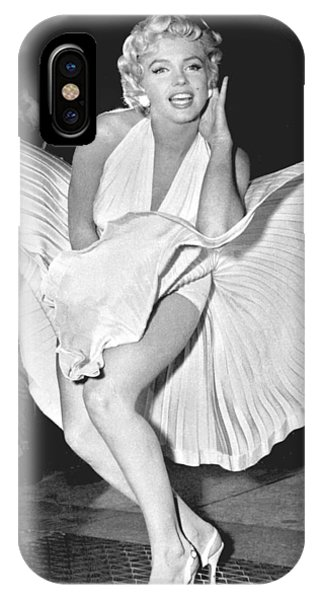 Marilyn Monroe - Seven Year Itch IPhone Case