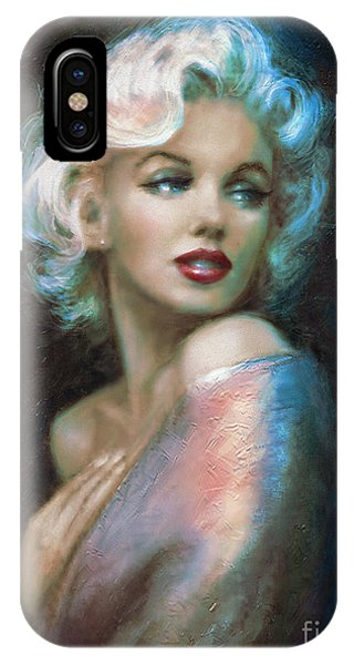Marilyn Romantic Ww 6 A IPhone Case
