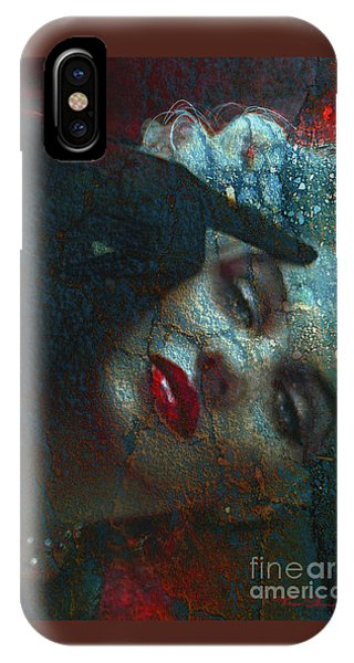 Marilyn St 2 IPhone Case