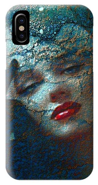 Marilyn Str. 1 IPhone Case