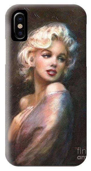 Marilyn Ww Classics IPhone Case