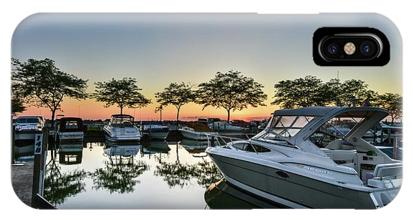 Marina Morning IPhone Case