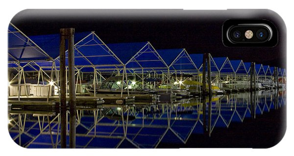 Marina Reflected IPhone Case