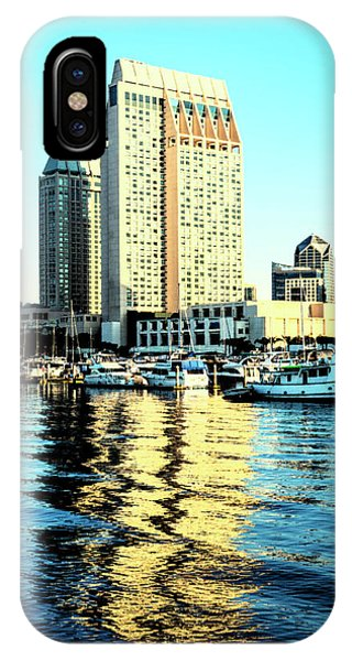 Marina Reflections IPhone Case