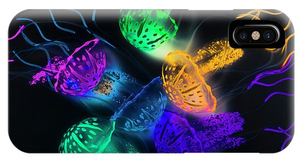 Colourful iPhone Case - Marine Glow by Jorgo Photography - Wall Art Gallery
