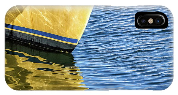 Maritime Reflections IPhone Case
