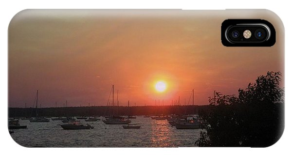 Marion Massachusetts Bay IPhone Case