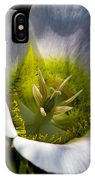 Mariposa Lily IPhone Case