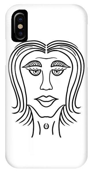 Mariza IPhone Case