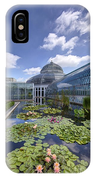 Marjorie Mcneely Conservatory At Como Park And Zoo IPhone Case