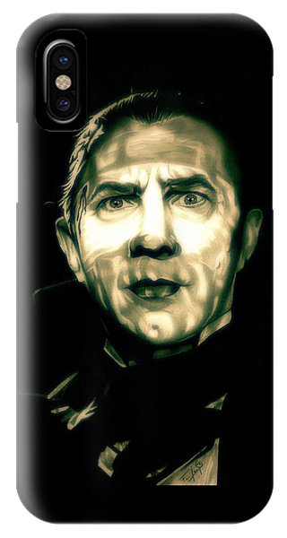 Mark Of The Vampire IPhone Case