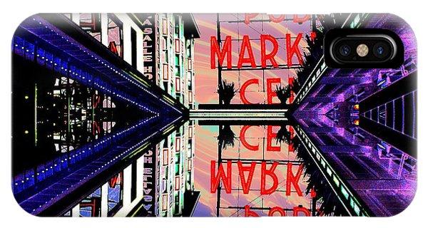 Market Entrance IPhone Case