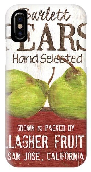 Agriculture iPhone Case - Market Fruit 1 by Debbie DeWitt