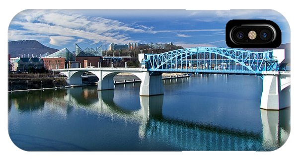 Market Street Bridge  IPhone Case