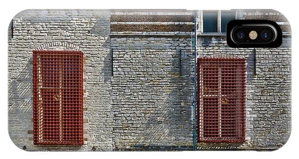Markiezenhof In Bergen Op Zoom IPhone Case