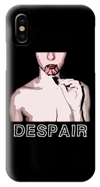 Despair IPhone Case