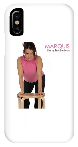 Marquis - I'm In Trouble Now IPhone Case