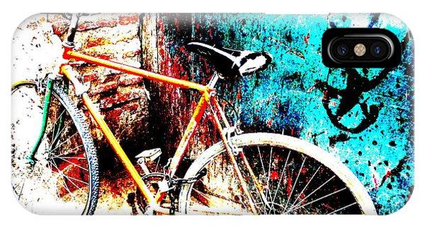 Marrakech Funky Bike  IPhone Case
