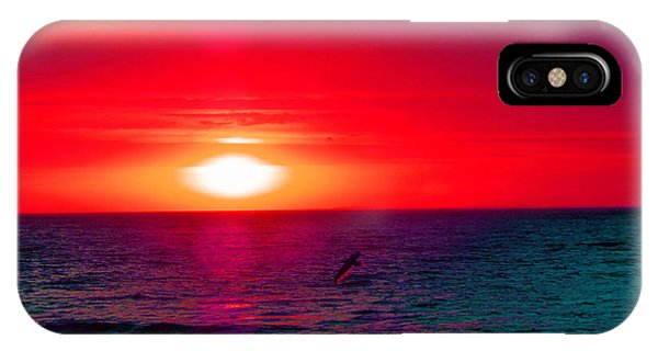 Mars Sunset IPhone Case