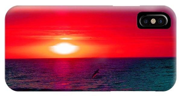 Mars Sunset IPhone Case