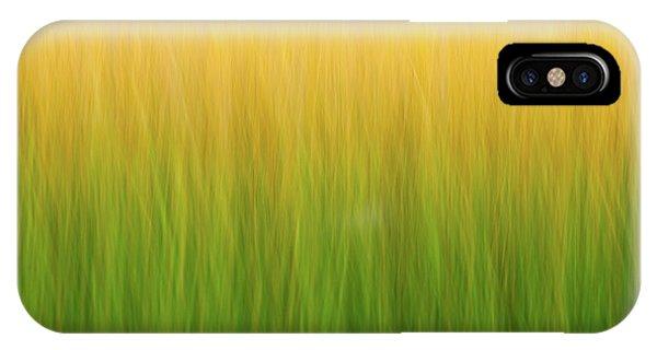 Marsh Grass IPhone Case
